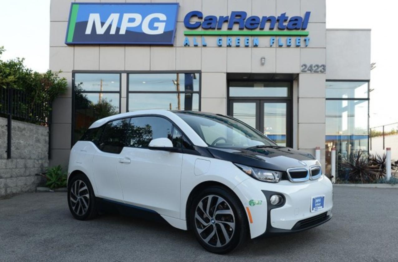 Mpg Car Rental Clean Air Ride Share